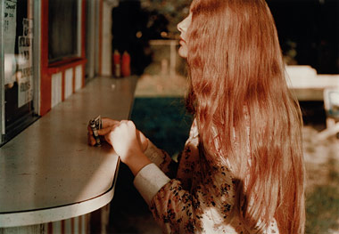 William Eggleston, Untitled (Biloxi, Mississippi), 1974