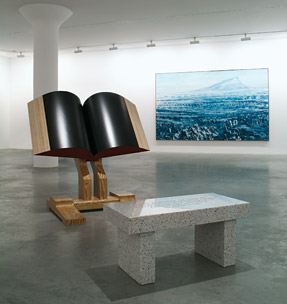 Counting the Ways: Word As Image, installation view, 2005
