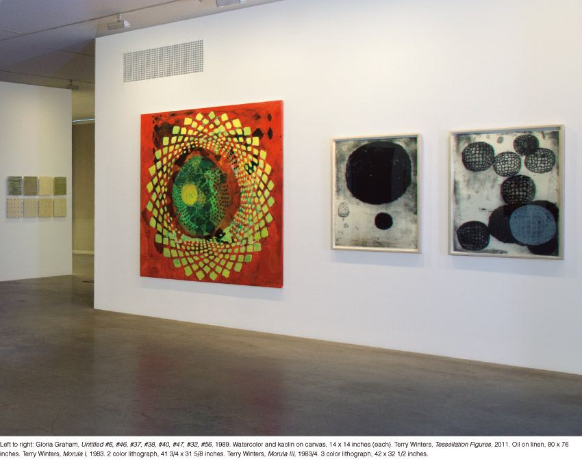 Intuitive Progression, installation view
