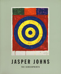 Jasper Johns, The Screenprints, book cover