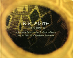 Kiki Smith, Photographs A Looking at Native American Beadwork and Baskets, book cover