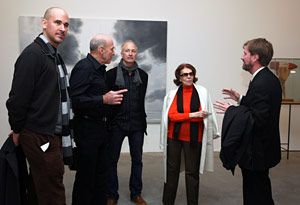 Carter Foster, Bill Katz, Nicholas Arbatsky, Emily Fisher Landau, Don Carroll, 2009